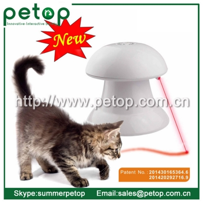2015 Christmas Single Laser Active Pet Cat Toys