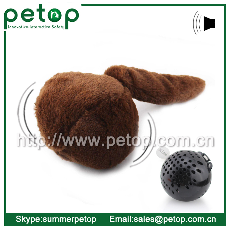 High quality crazy dog ball toy