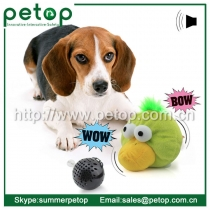 PT2010 Cheap Cat Dog Toy Ball For Sale